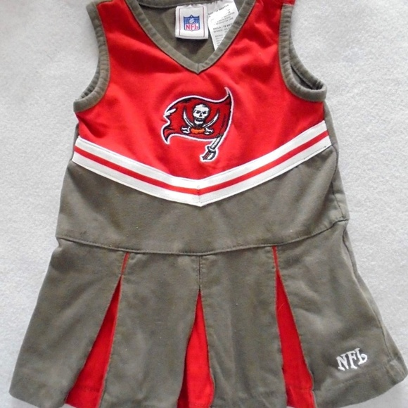 2f35b96e NFL Tampa Bay Buc's Cheerleaders Dress 18 Mo